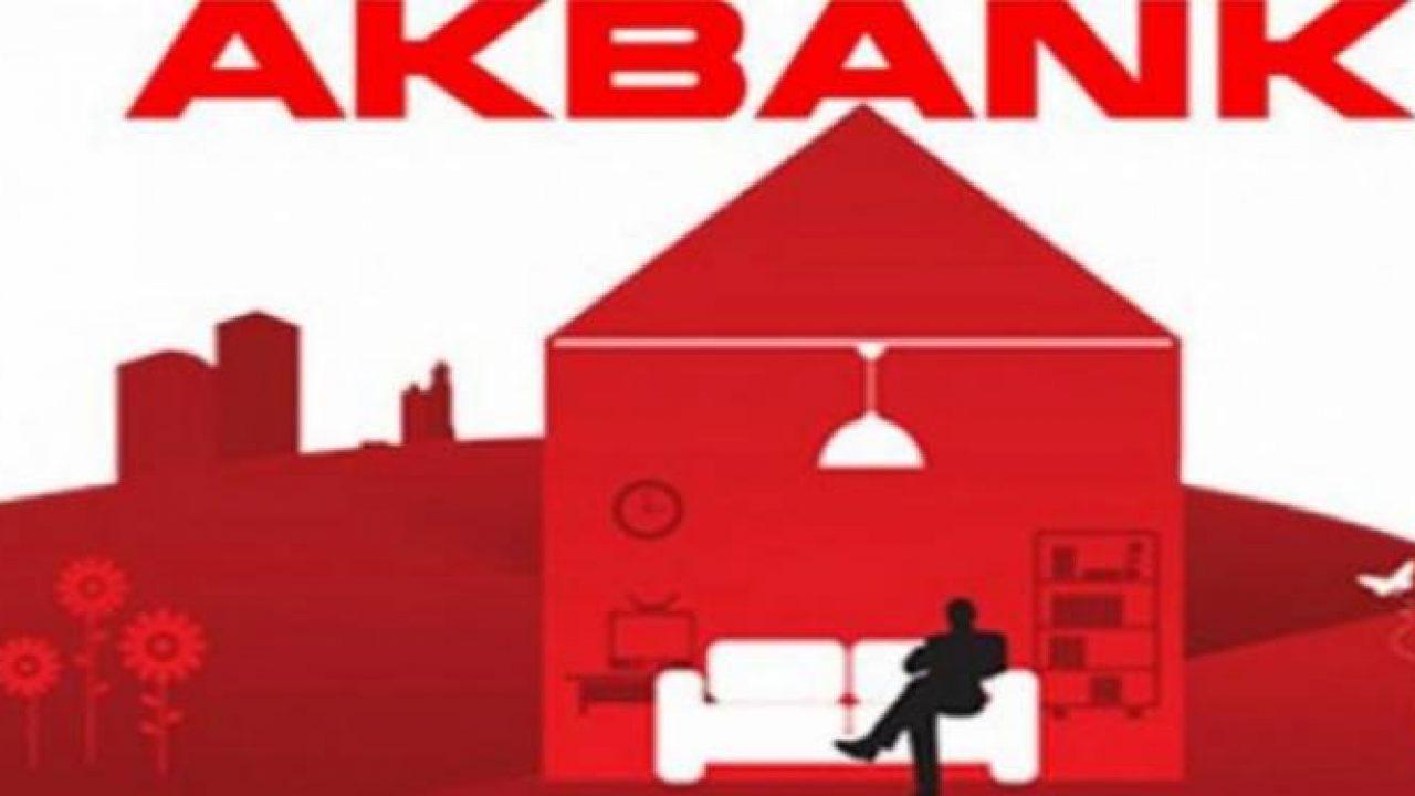 Akbank Konut Kredisi Başvurusu