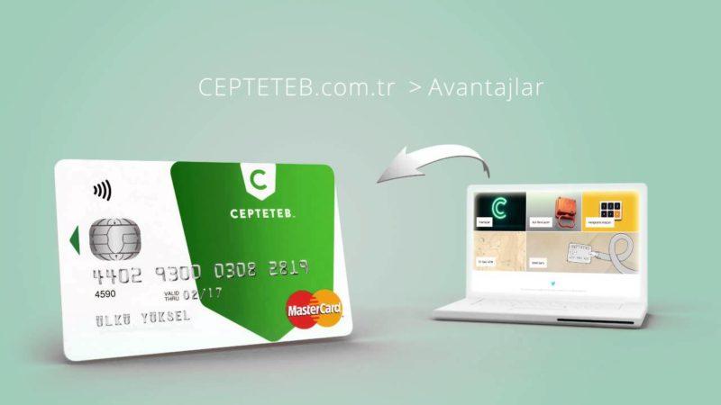 Cepteteb Kredi Kartı Aidatı Var Mı?
